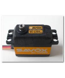 SERVO SAVOX 7.4 V. METAL 0,11 SG. 25 KG.
