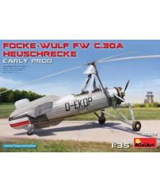FOCKE-WULF FW C.30A HEUSCHRECKE