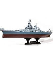 USS. MISSOURI BB-63 1/400