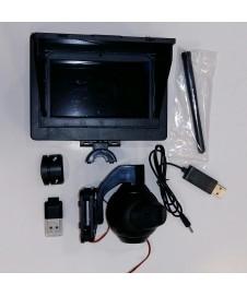 OFERTA- CAMARA 2MPX CON GIMBAL PANTALLA LCD 2,8 GHZ CARGADOR Y MICRO SD - DRONE PREDATOR