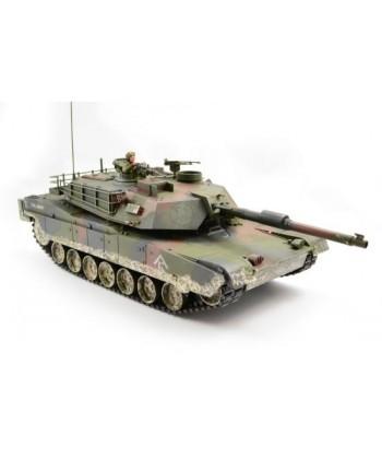ABRAMS M1A1 RC. 2.4 GHZ.