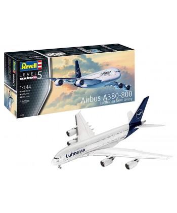 AIRBUS A-380-800 1/144