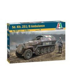 Sd. Kfz. 251/8 AMBULANCE