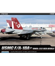 "AVION USMC F/A-18A ""RED DEVILS"""
