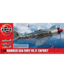 HAWKER SEA FURY FB.11 EXPORT