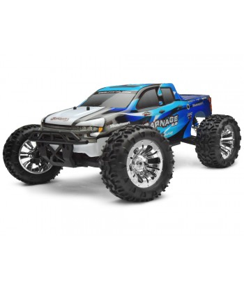 MONTER FTX 2,0 1/10 4WD BRUSHED RTR COMPLETO