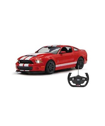 FORD SHELBY GT500 RC. 1/14 ROJO 40 MHZ.