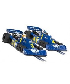 TYRREL P34 3 Y 4 SWEDISH GP 1976 TWIN PACK