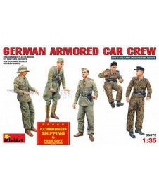 GERMAN ARMOED CAR