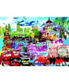 I LOVE LONDON 1000 P.