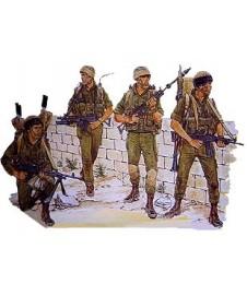 ISRAELI PARATROOPS