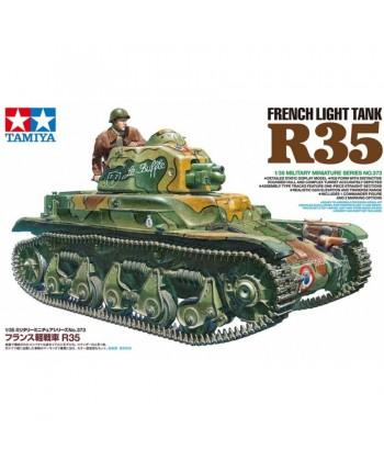 R 35 FRENCH LIGHT TANK