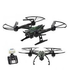 DRONE EXPLORER S CON CAMARA WIFI Y CONTROL ALTITUD