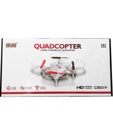 DRONE QUADRACOPTER MINI CX021V CON CAMARA