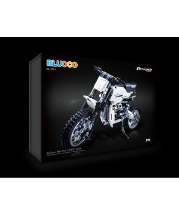 WHITE KNIGHT - BLUCCO MOTO