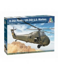 H-34A PIRATE US. MARINES