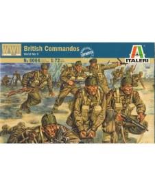COMANDOS BRITANICOS, II GUERRA MUNDIAL