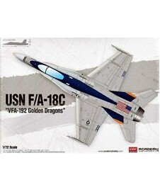 "USN F/A-18C ""GOLDEN DRAGONS"""