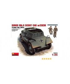 DINGO MK.II SCOUT CAR
