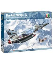 MIRAGE F.1 BYE-BYE