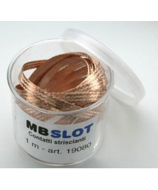 Trencilla MB en rollo de 1metro cobre