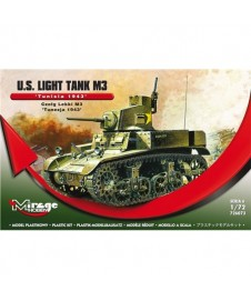 US LIGHT TANK M3