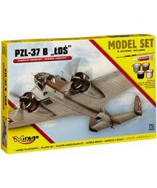 BOMBER PZL-37B