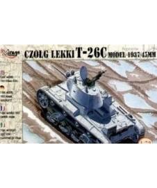 CARRO T-26C LEKKI