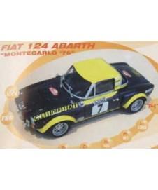 FIAT 14 ABARTH MONTECARLO 76