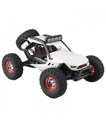 BUGGY DESERT 4WD 1/12 2,4 GHZ, COMPLETO - BLANCO