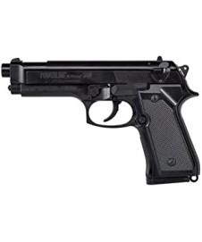 Pistola Metal Negra Golden