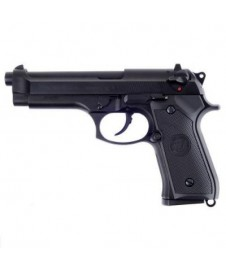 Pistola Golden Metal Negra