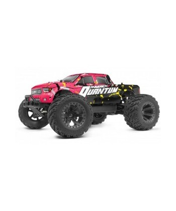 QUANTUM MT 1/10 4WD MONSTER BRUSHED, CON BAT Y CARGADOR