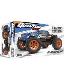 QUANTUM MT FLUX 1/10 4WD BRUSHLESS - MONSTER BAT NO INCLUIDA