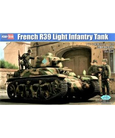 FRENCH R39 LIGHT INFANTRY TANK