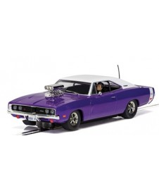 DODGE CHARGER PURPLE