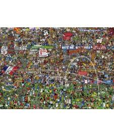 FOOTBALL HISTORY 3000 P.