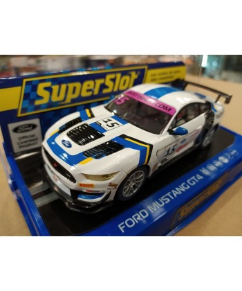 FORD MUSTANG GT4 BRITISH GT 2019