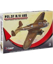 PZL.37 B/II TOS