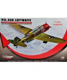 PZL.43A LUFTWAFFE