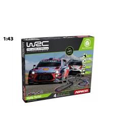 CIRCUITO WRC RALLY TURINI 190X135 CM. 1/43