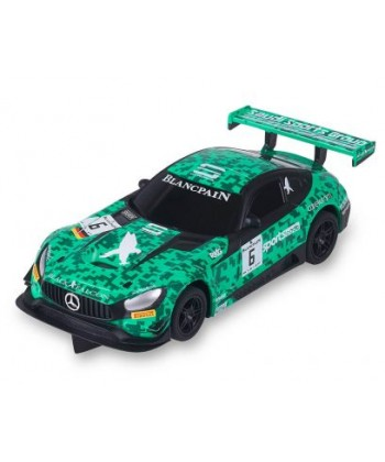 MERCEDES AMG GT3 GREEN 6 COMPACT