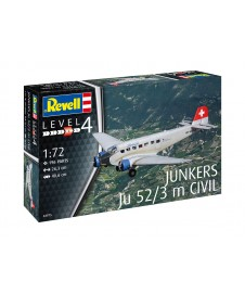 JUNKERS JU 52/3 G. CIVIL