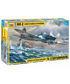 IL-2 AHTURMOVIK SOVIET