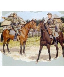 GERMAN CAVALRY DIVISION