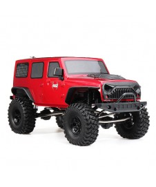 CRAWLER ROCK CRUISER 1/10 4WD ROJO