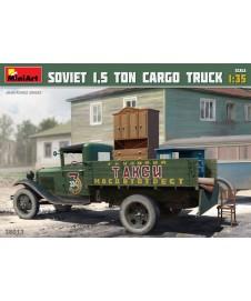 CAMION SOVIET 15T CARGO