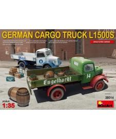 CAMION GERMAN L500S