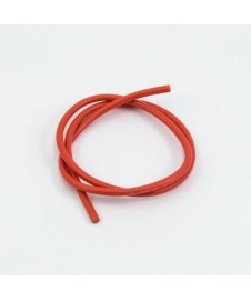 CABLE SILICONA ROJO 16AWG 50CM