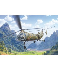 H-21C FLYING BANANA GUNSHIP
